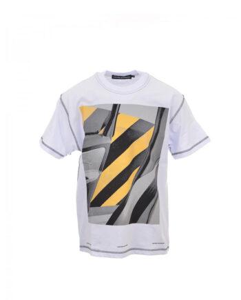 United Standard Piotr T-Shirt Wht White 20SUSTS08