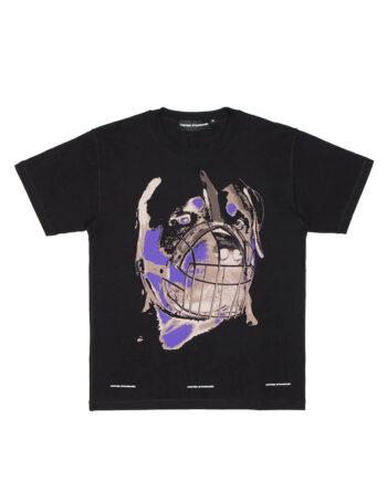 United Standard Self Destruction T-Shirt 20SUSTS07 Blk Black