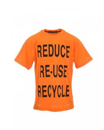 United Standard Virgil Abloh Recycle T-Shirt Org Orange 20SUSTS17