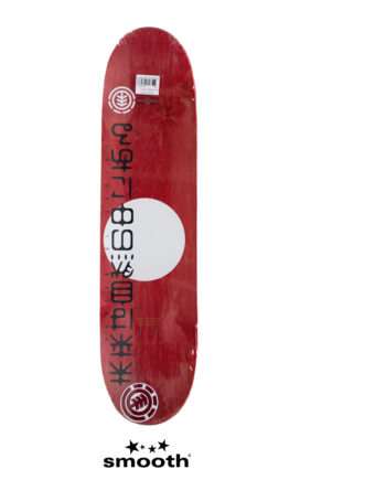 "Element Primo Tokyo Skateboard Deck S4DCD7ELP0 8.25"""