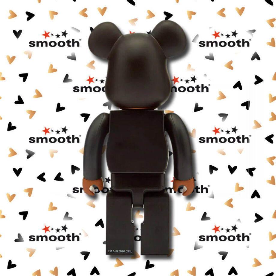 Medicom Toy Men In Black Agent M Bearbrick 400% 2020 limited edition