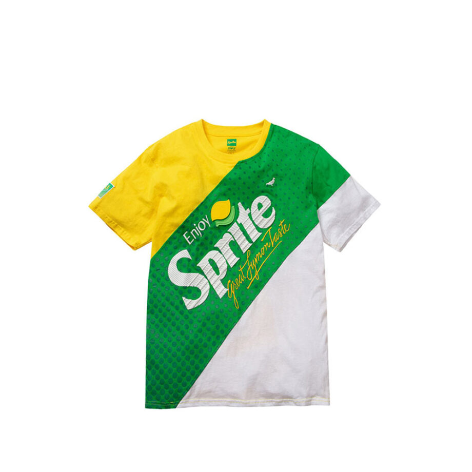 Staple Pigeon Sprite Block Tee Lime 2001C5817
