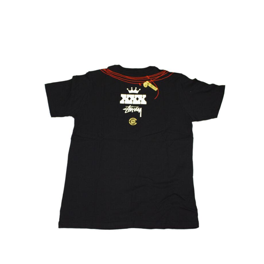 Stussy Customade x Cloth Sc Black Tee XXX Anniversary EESC0900019
