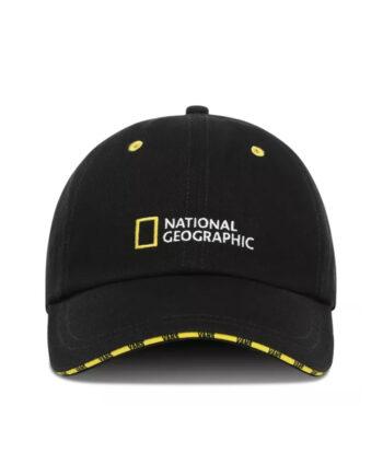 Vans x National Geographic Cap Black VN0A4RGQBLK