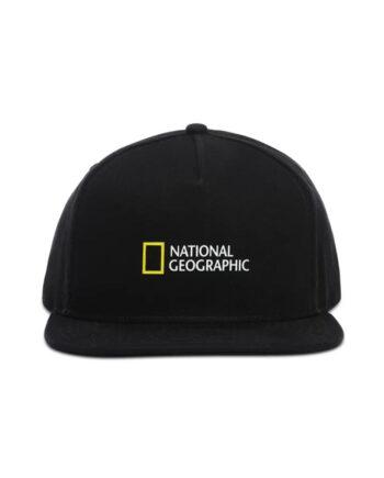 Vans x National Geographic Cap Snapback Black VN0A4MP6BLK