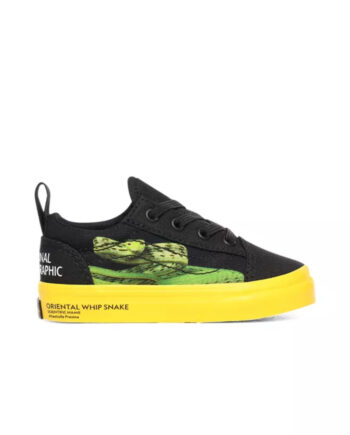 Vans x National Geographic Old Skool - Kids VN0A4U3BWK6