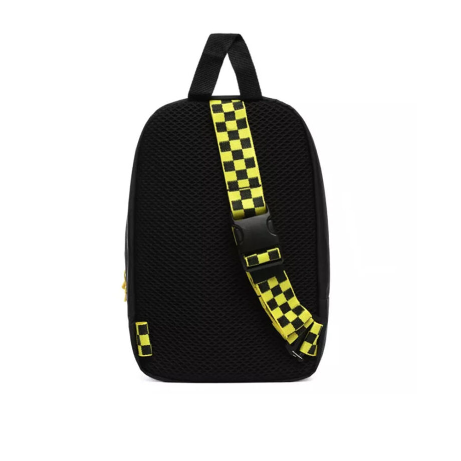 Vans x National Geographic Zaino / Backpack Black VN0A4RGRBLK