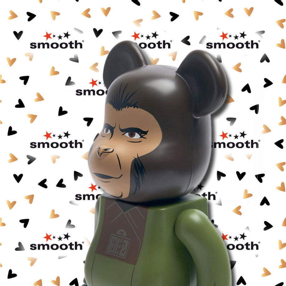 Medicom Toy Planet Of The Apes Cornelius Bearbrick 400%