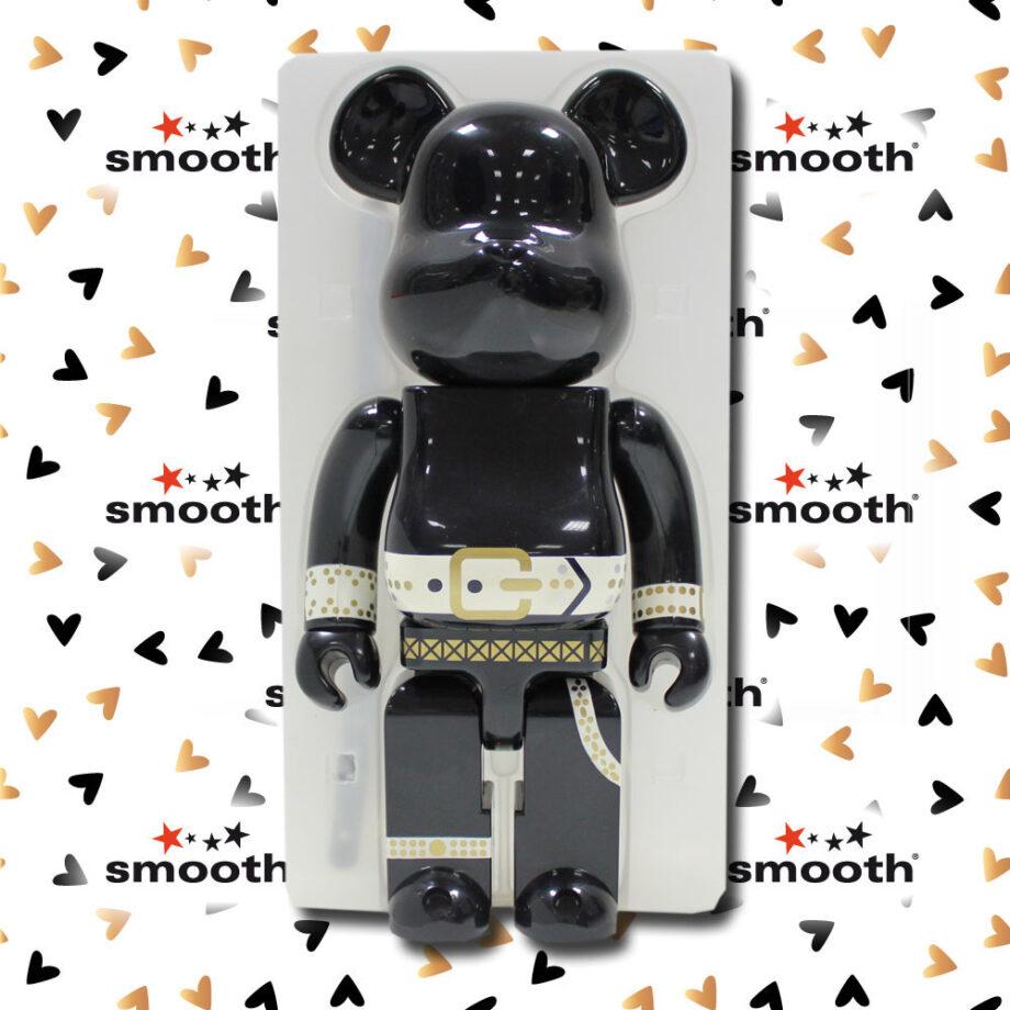 Medicom Toy Skull With Bracelet 400% Bearbrick 2007 Very Rare