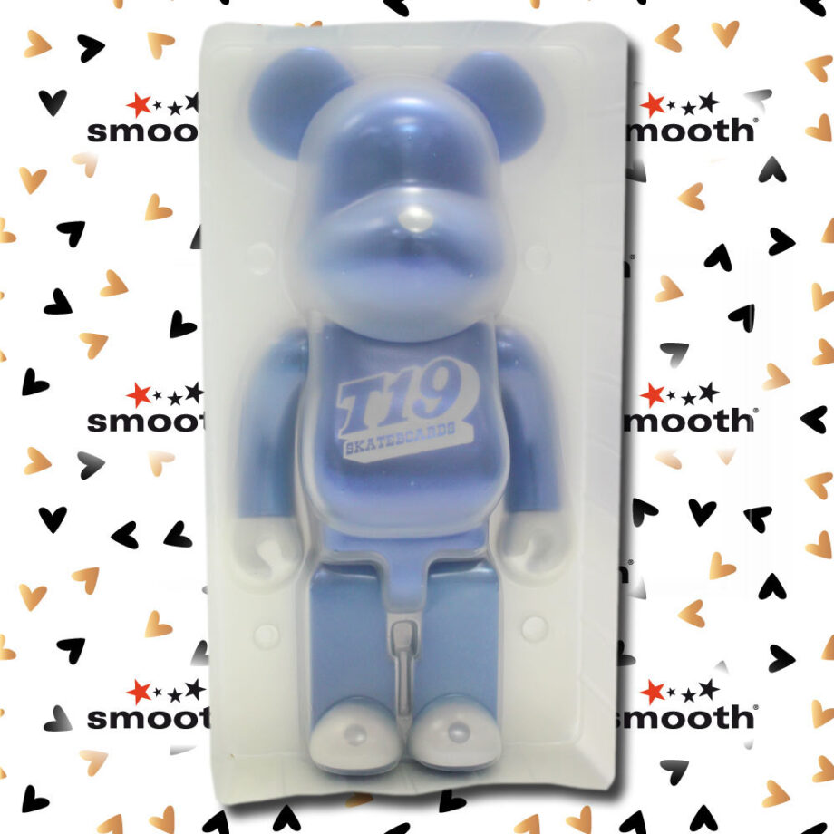 Medicom Toy T19 Skateboards 400% Bearbrick 2009 Limited Edition Rare