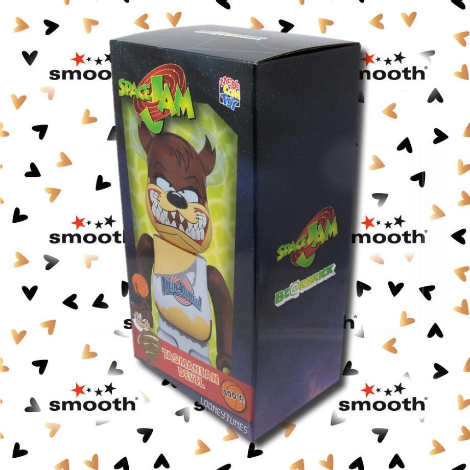Medicom Toy Tasmanian Devil Space Jam Bearbrick 400% limited edition