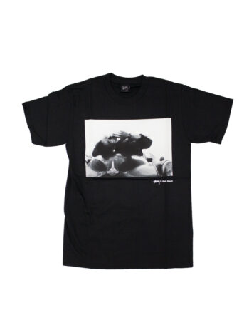 Stussy Black SC SS Josh Cheuse Summer Car Tee Limited Edition SBSC1901532
