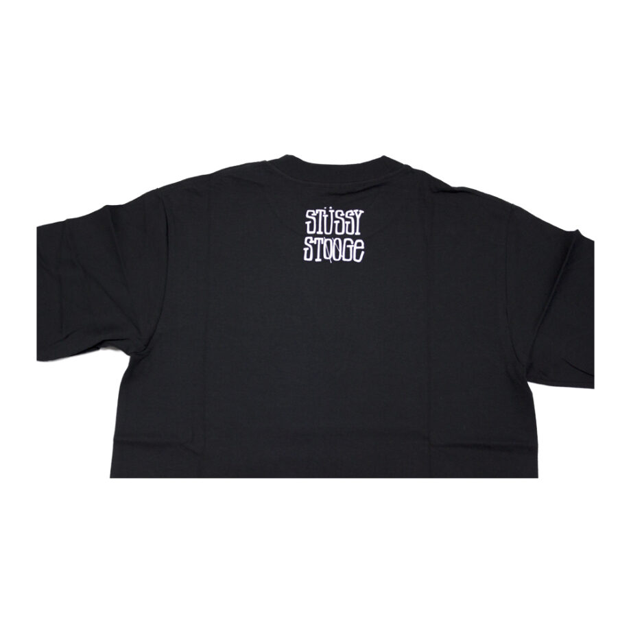 Stussy Black SC SS Stooges Tee Limited Edition FBSC1901589