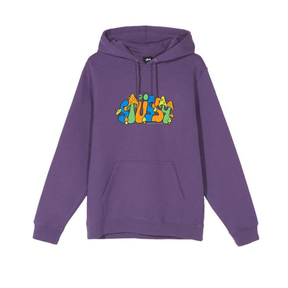 Stussy Colorado Hood Purple 1924538