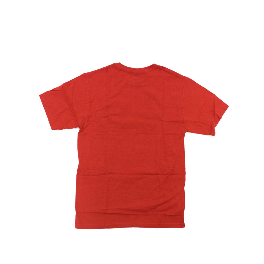 Stussy Customade SC Stock Milan Red Tee Limited Edition 3902460SC