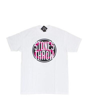 Stussy Customade Stones Throw Logo White Tee SDSC3902004