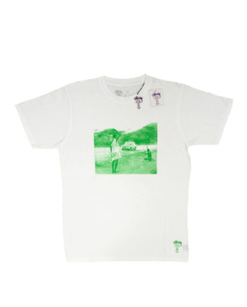 Stussy Deluxe White Tee Limited Edition 0141031