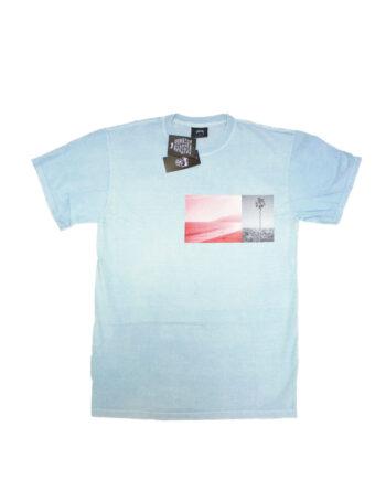 Stussy Light Blue SC Mixed Dreams Tee Limited Edition SMSC3903037
