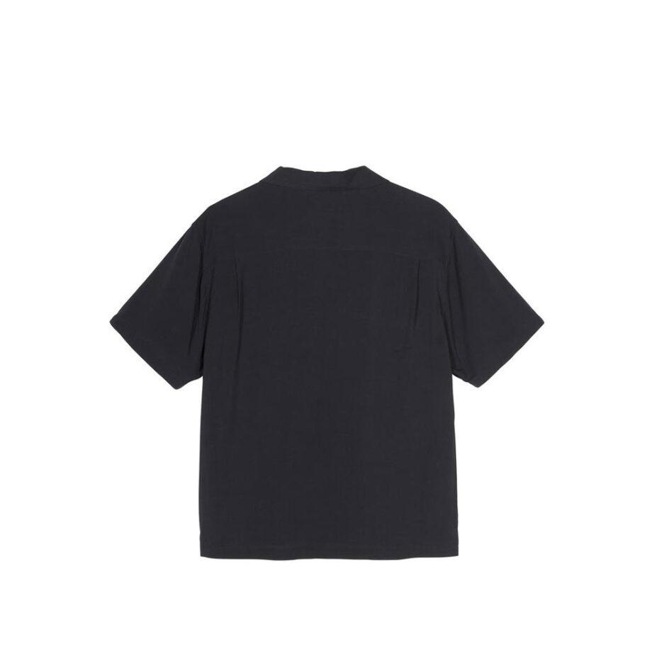 Stussy Pool Hall Shirt Black 1110119