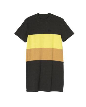 Stussy SS Panel Dress Charcoal 214527