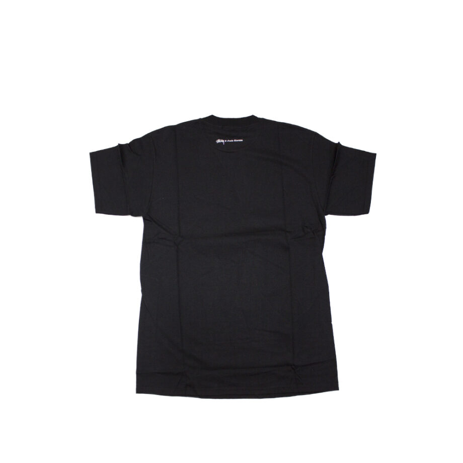 Stussy Black SC SS Josh Cheuse Nhill 84 Schil Tee Limited Edition SBSC1901517