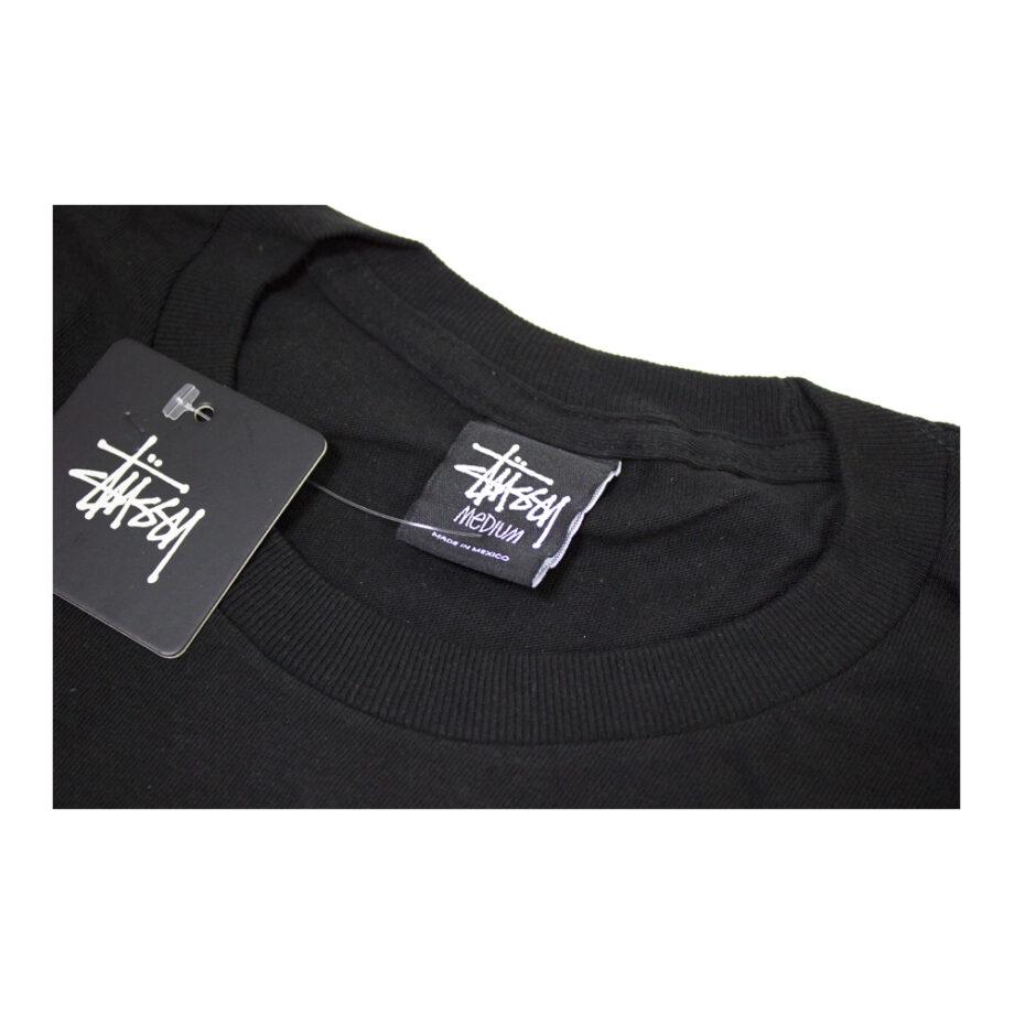 Stussy Stussy x Delicious Vinyl Shot Callin' Big Ballin' Black Tee Limited Edition 3902370