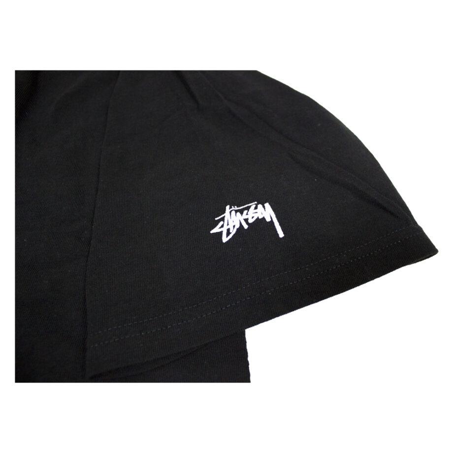 Stussy x Delicious Vinyl Shot Callin' Big Ballin' Black Tee Limited Edition 3902370