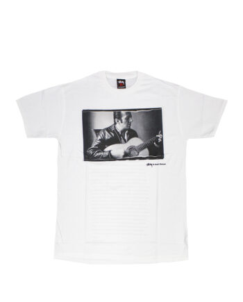Stussy White SC SS Josh Cheuse Summer Play Tee Limited Edition SBSC1901533