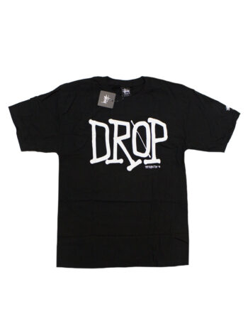 Stussy x Delicious Vinyl Black Tee Limited Edition 3902372