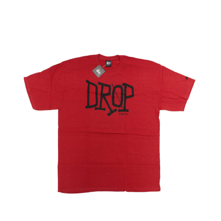 Stussy x Delicious Vinyl Scarlet Tee Limited Edition 3902372