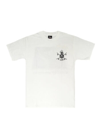 Stussy x Ripzinger White Sc Tour Book 3 Tee Limited Edition FCSC1901997