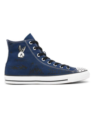 Converse Chuck Taylor All Star Sean Pablo Hi Navy/Black/White 167953C