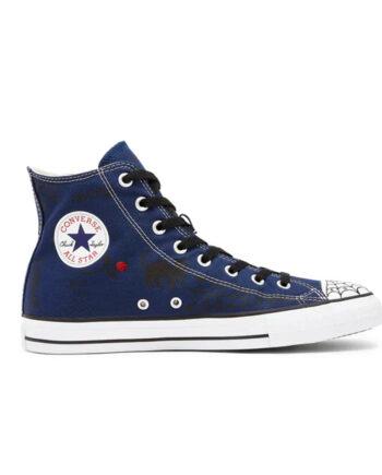 Converse Chuck Taylor All Star Sean Pablo Hi Navy/Black/White 167953C