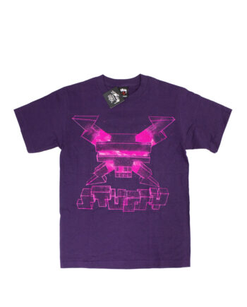 Stussy x Delta Warhead Purple Tee Limited Edition 1901765