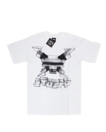 Stussy x Delta Warhead White Tee Limited Edition 1901765