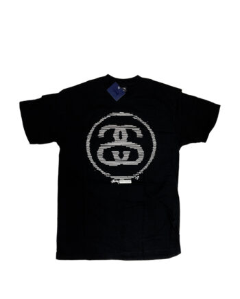 Stussy-Black-Logo-Tee-Limited-Edition