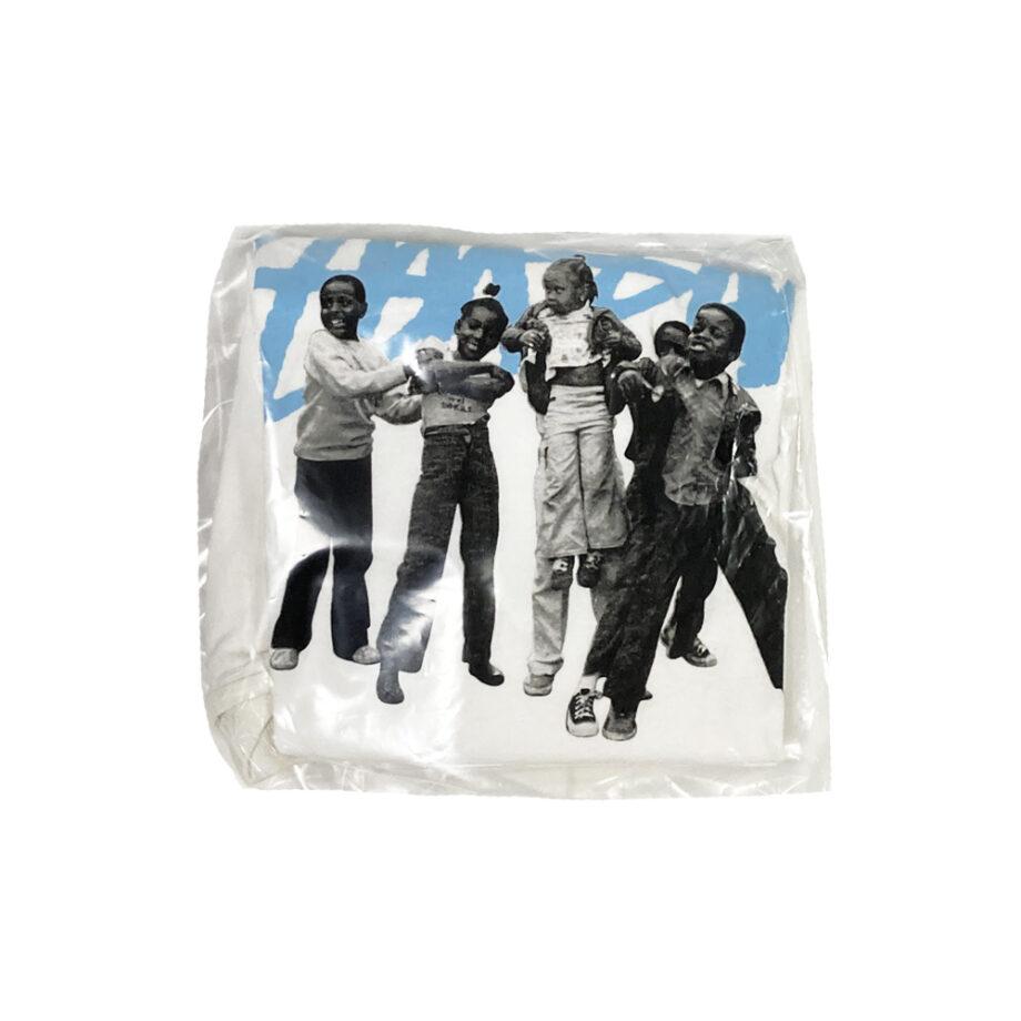 Stussy Children White Tee Limited Edition