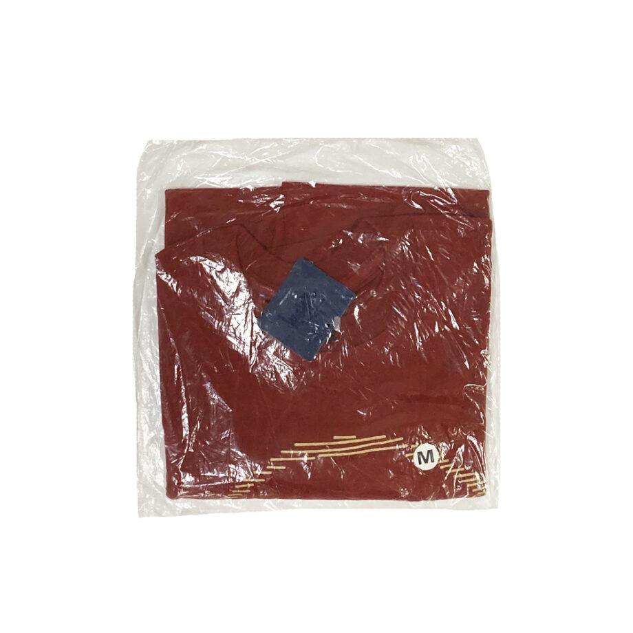 Stussy Deep Orange Logo Tee Limited Edition