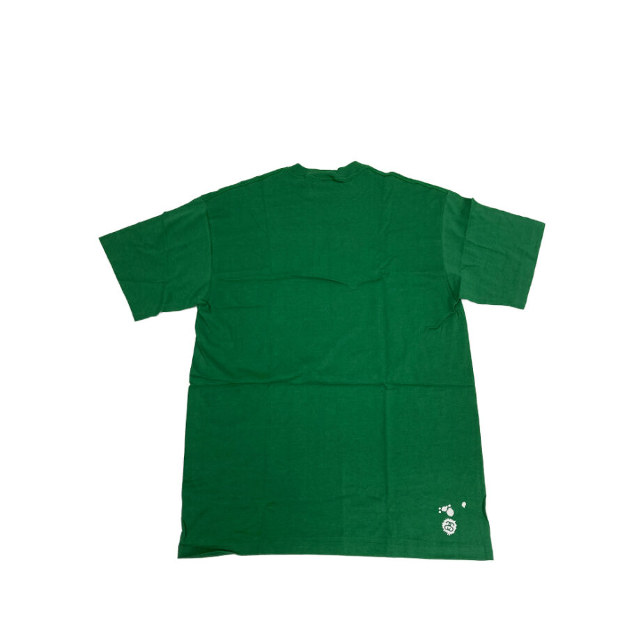 Stussy Paint Green Tee Limited Edition