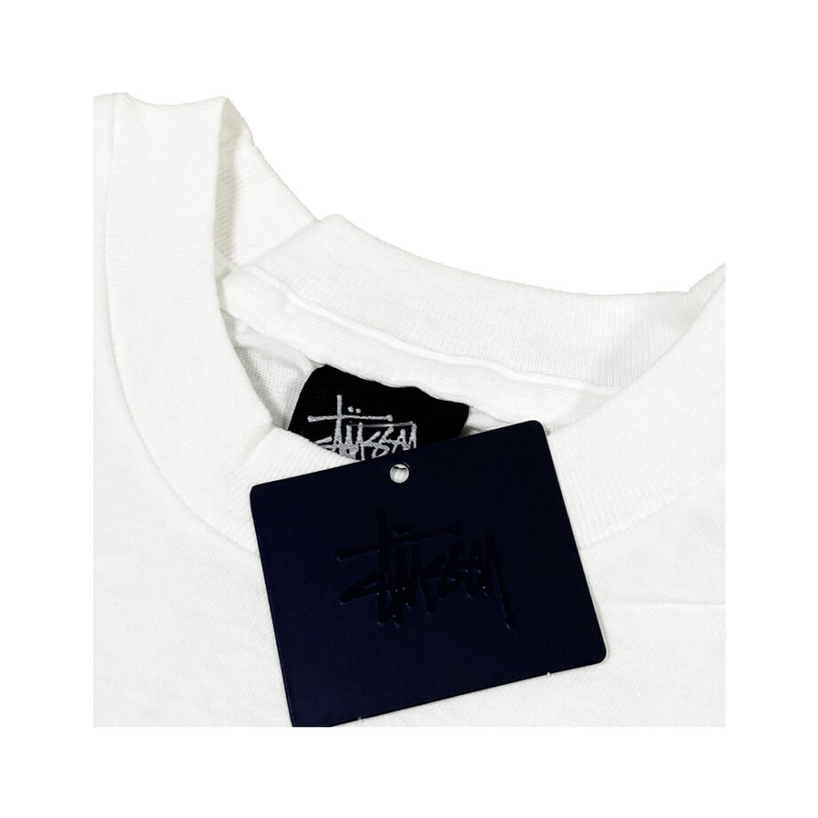 Stussy Paint White Tee Limited Edition