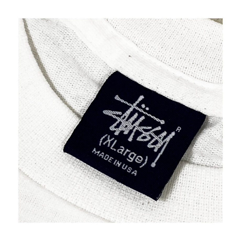 Stussy Videogame White Tee Limited Edition