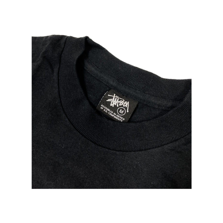 Stussy Dead Hunter Scene Black Tee Limited Edition