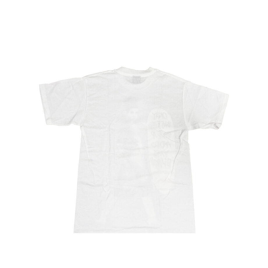 Stussy Tribe Okay Big Boys White Tee Limited Edition