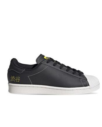 Adidas Superstar Pure Core Black / Core Black / Chalk White FV2833