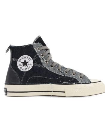 Converse Chuck 70 Denim Patchwork Dark Navy 169142C