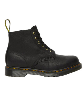 Dr. Martens 101 Ambassador Leather Anklr Boots Black 26252001
