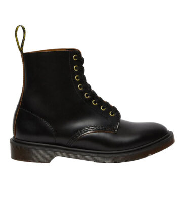 Dr. Martens 1460 Vintage Smooth Leather Lace Up Boots Black 26297001