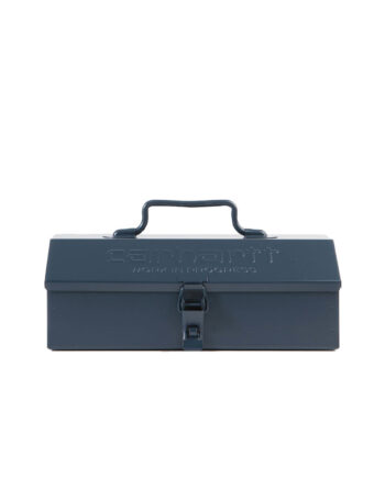 Carhartt Wip Script Tool Box Admiral I028748-0E0-00