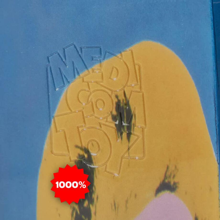 Medicom Toy Marilyn Monroe Andy Warhol Bearbrick 1000%