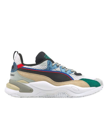 Puma x The Hundreds RS-2K HF White Asparagus / Puma Black 373724-01